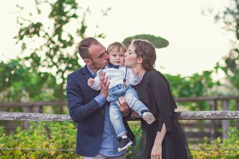 Francesco   Foto primo compleanno Napoli