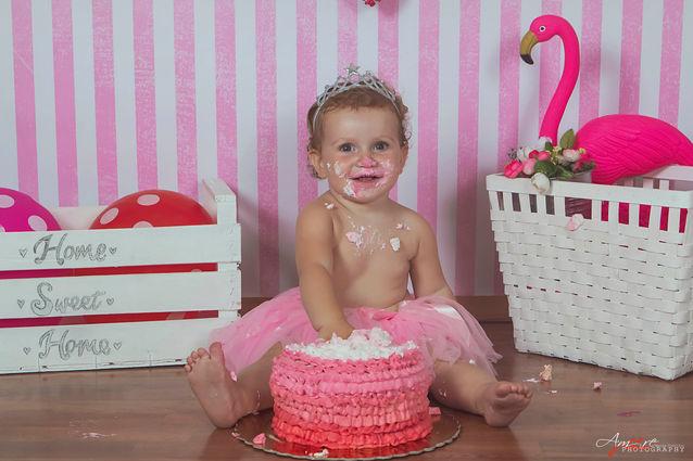 Clarissa | Foto Bambini Smash CakeNapoli