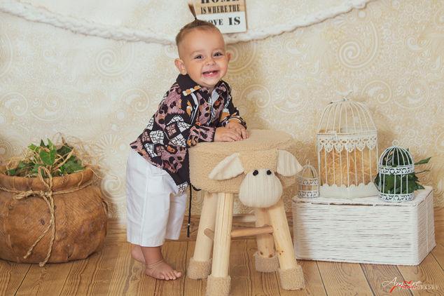 Alessandro | Foto Bambini Napoli e Caser