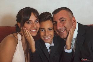 Carmine | Fotografo Comunione Napoli e C