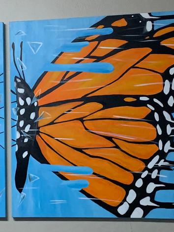 Mom's Butterflies