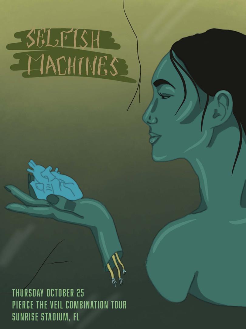 Selfish Machines
