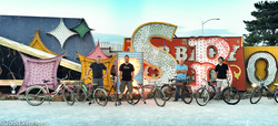 at the Neon Museum