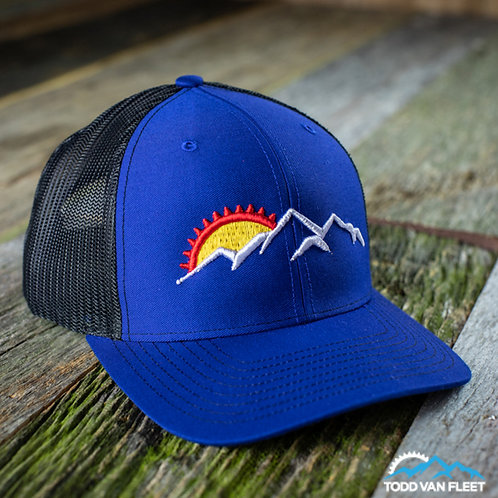 TVF Colorado Adventure Trucker Hat