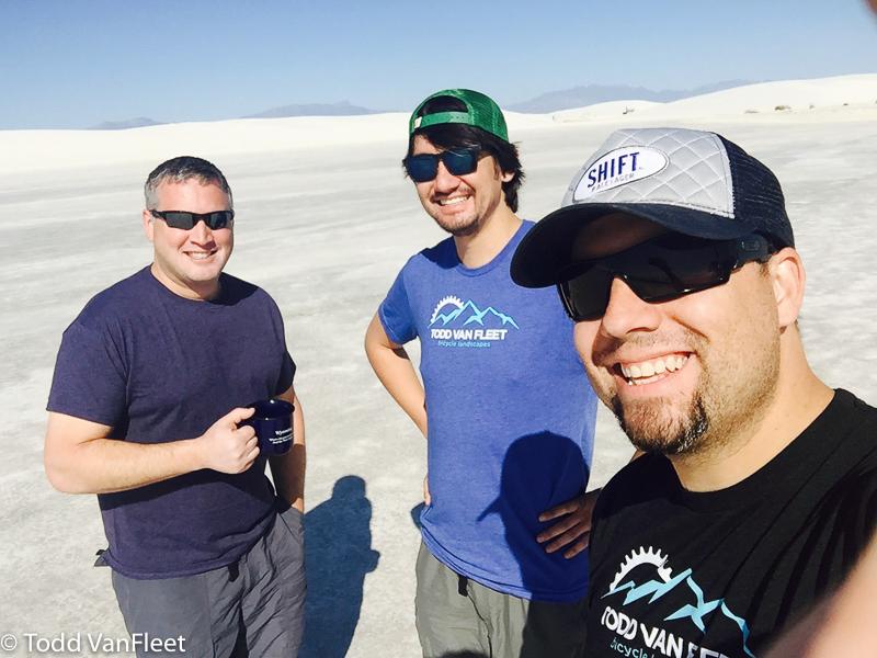 These guys! @Whitesands Desert