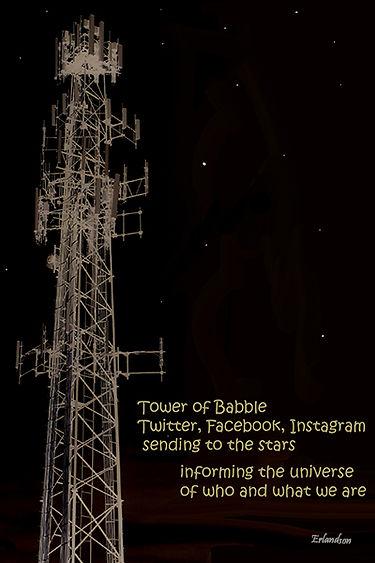 Erlandson_tower of babble.jpg