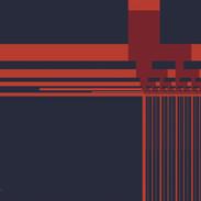 Perpendicular Red Lines 2