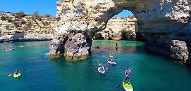kayak-and-sup-tour-to-the-benagil-caves-