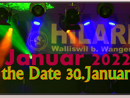40. Hilari Walliswil verschoben auf den 29. Januar 2022