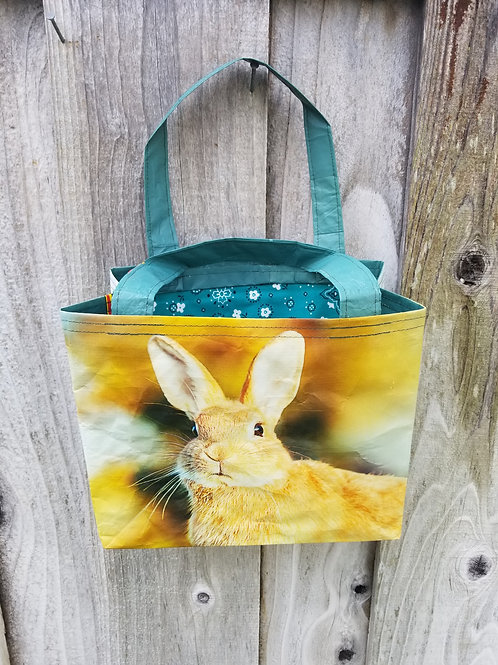 Easter Shopping Tote