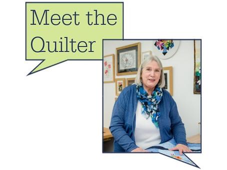 Meet the quilter: Cecilia Slinn