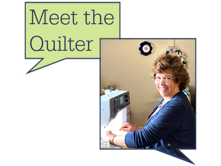 Meet the quilter: Catherine Galliers