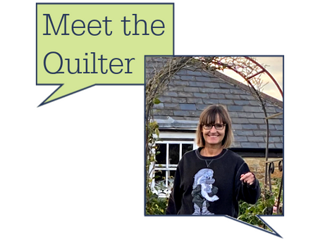 Meet the quilter: Lynne Goldsworthy