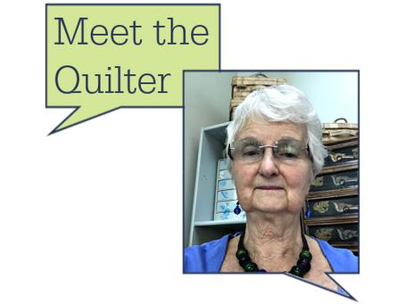 Meet the quilter: Sue Milward