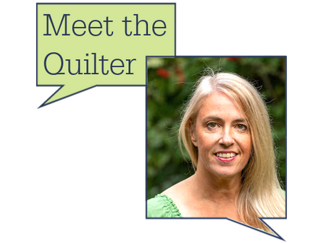 Meet the quilter: Jo Avery