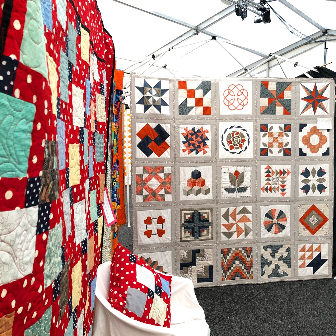 Shropshire Quilters Exhibition