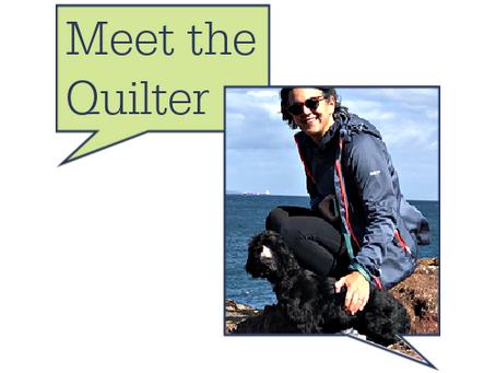Meet the quilter: Karen Lewis