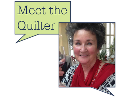 Meet the quilter: Kate Mansell