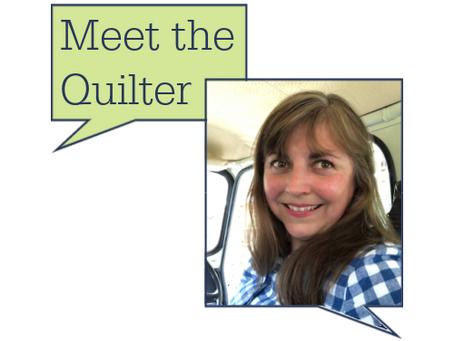Meet the quilter: Nicola Dodd