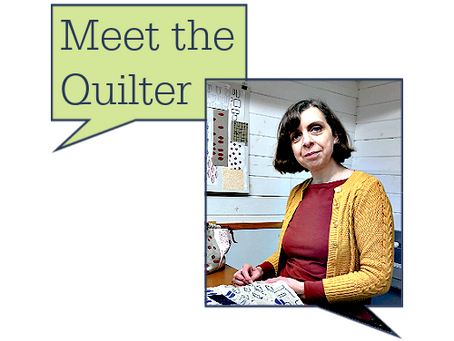 Meet the quilter: Colette Moscrop