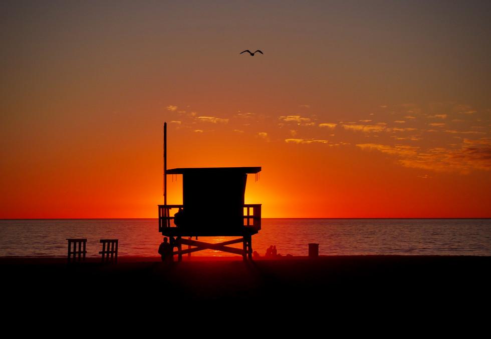 Fire Sunset HB