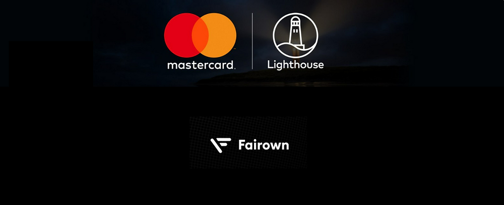 Fairown and Mastercard logos