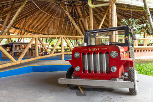 Nuestro Jeep Willy's