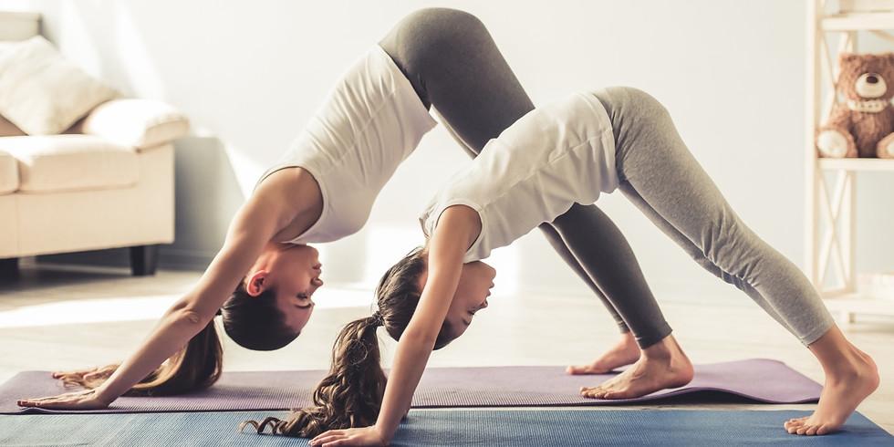 Yoga parent - enfant (6-12 ans)