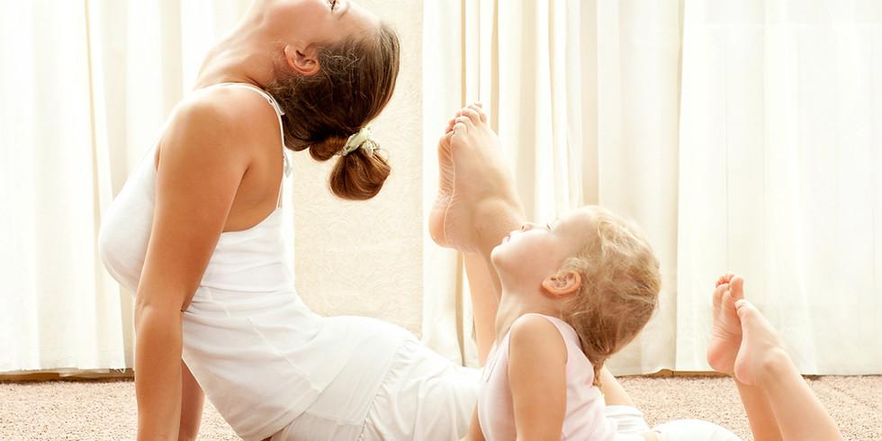 Yoga en famille (6-12 ans)
