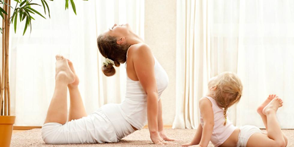 Yoga en famille (3 - 5 ans)