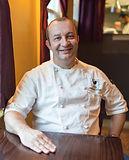 Chef Christophe Poteaux
