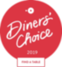 Diner's Choice 2019