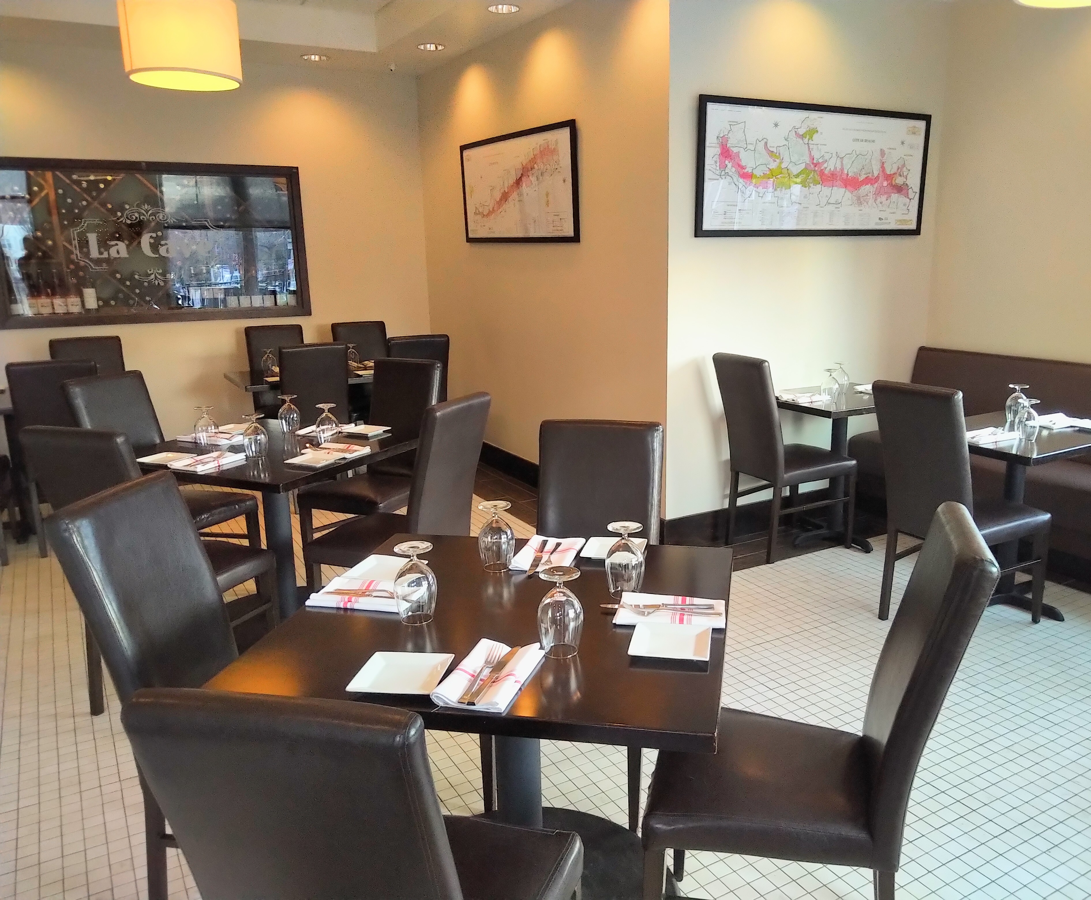 Pendleton Dining Room
