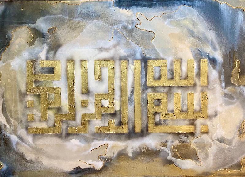 24x48 Acrylic on canvas