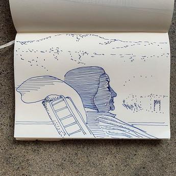 georgia o'keeffe reading a letter