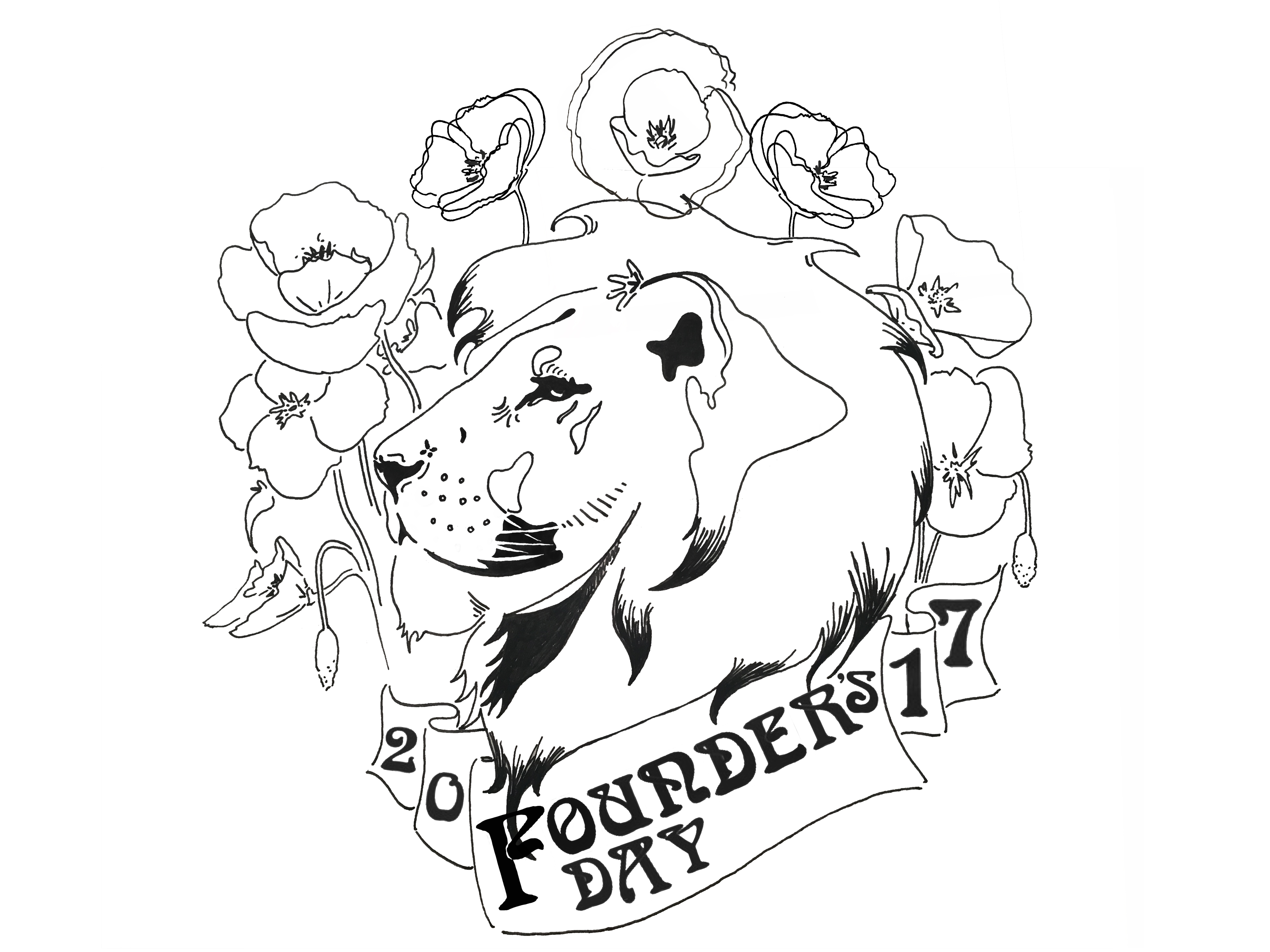 FOUNDER'S LION