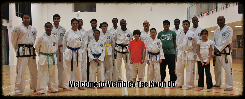 Wembley TKD About Us