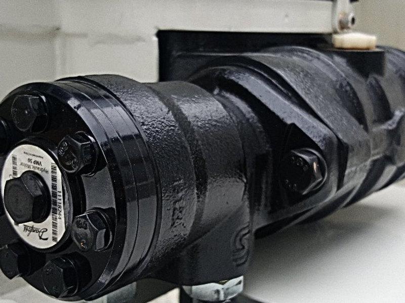 유압모터, orbitmotor