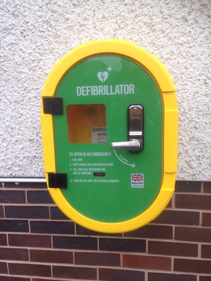 Dolau's Defribrillator