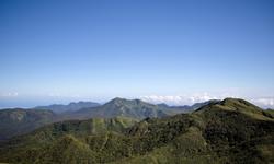 Les montagnes de Basse Terre