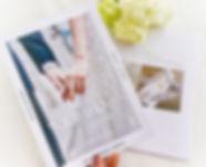 こちらも最近人気の表紙デザイン...🥰_._._お写真全面タイプの中でも、より