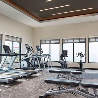 Residence Inn Manhattan Beach Fitness Center