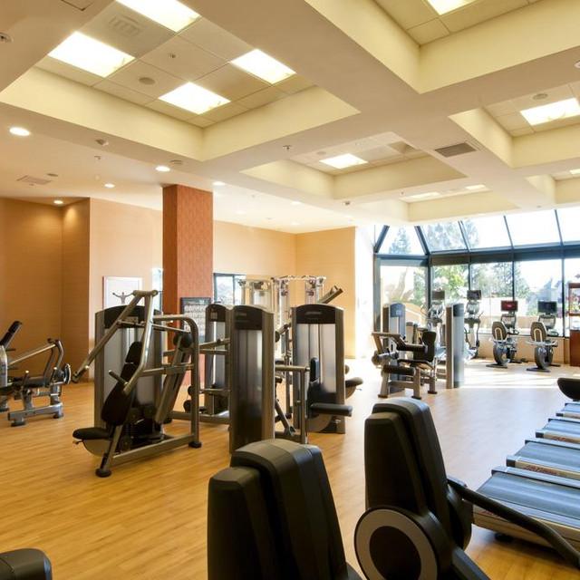 San Diego Marriott La Jolla Fitness Center
