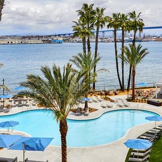 Coronado Island Marriott Resort Pool