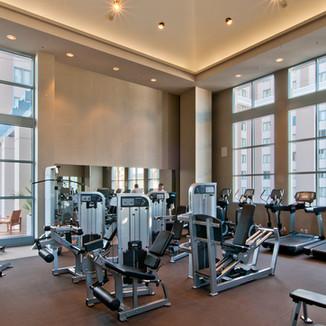 Westin Pasadena Fitness Center