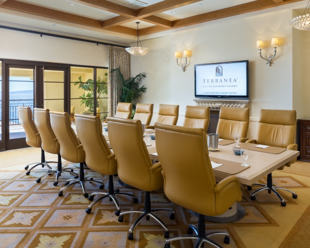 Conference Center at the Terranea Resort