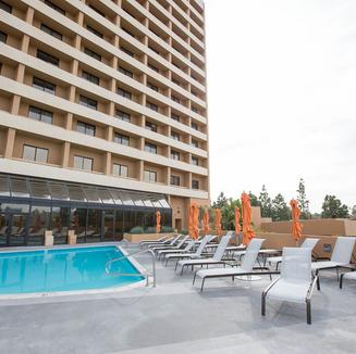 San Diego Marriott La Jolla Pool