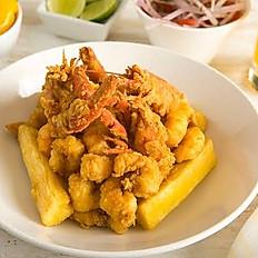 Camarón/Shrimp