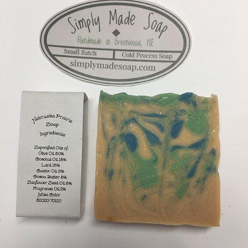Nebraska Prairie Soap