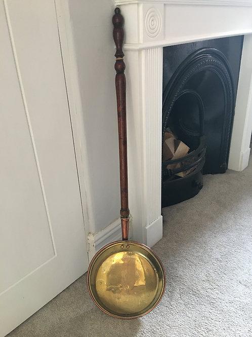 19th century bed warming pan                     £20